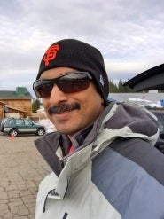 Abhay Saswade's Mustache