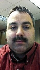Abe Franks's Mustache