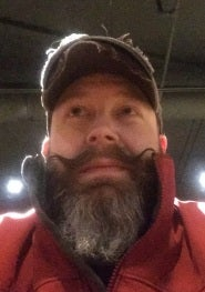 Huckleberry Hagan's Mustache