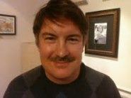 Layne Bourque's Mustache
