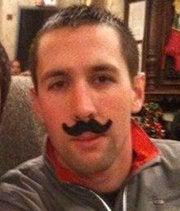 Ryan Morris's Mustache