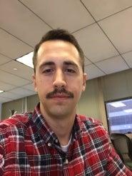 Adam Eiben's Mustache