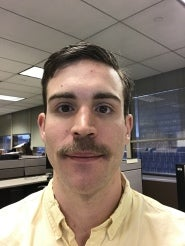 Kevin Welty's Mustache