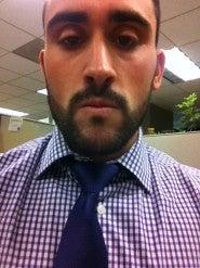 Jordan Siegman's Mustache