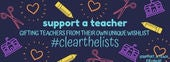#clearthelists Giving Page