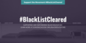 #blacklistcleared