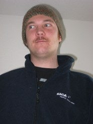 Cliff Gagnier's Mustache