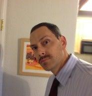 Brian Fechter's Mustache