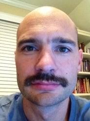 Gary Schaaf's Mustache
