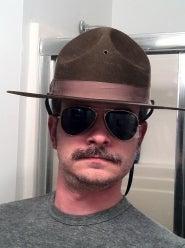 Melvin Sperry's Mustache 2012
