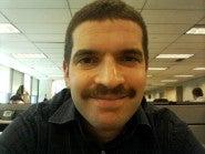 Chris Mastramico's Mustache