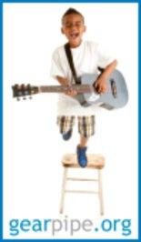 gearpipe.org music education challenge
