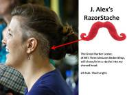J. Alex's RazorStache