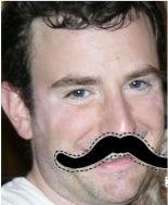 William Finkel's Mustache