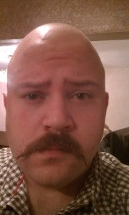 Stan Melamed's Mustache