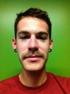 Joshua Starkey's Mustache