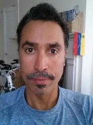 Luis Andarcia's Mustache