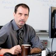 Michael Gatton's Mustache