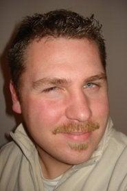 James DeCook's Mustache