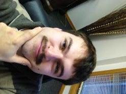 Scott Snyder's Handsome Mustache