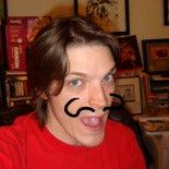 Phillip Hilliker's Mustache