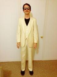 Kyle Healy's Mustache