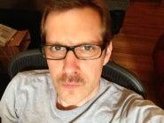 Andrew Matheson's Mustache