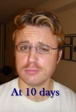 George Nicholson's Mustache