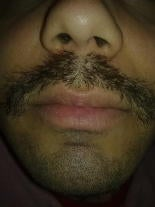 Russell Cameron's Mustache