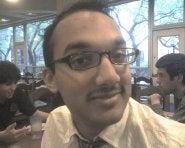 Shahzad Ahsan's Vaguely Uncomfortable Mustache
