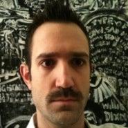 Alexander James's Mustache