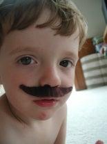 Jonathan's Mustache