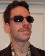 Jon Rodney's Mustache:
