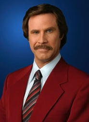 Ted Holman's Mustache
