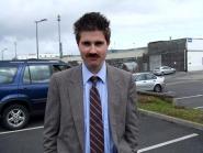 Gearoid Moroney's Moustache