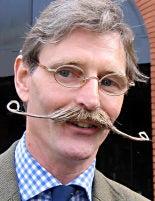 Mark Flanagan's Mustache