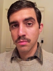 Martin Butt's Mustache