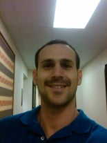 Dan Gonzalez's Mustache