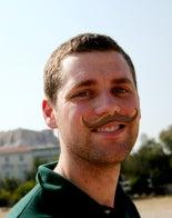 Mustachio'ed Mr. H 2009