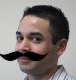 Miguel A. Figueroa's Mustache