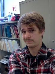 Benjamin Hansen's Mustache