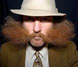 Andy Weberg's Mustache