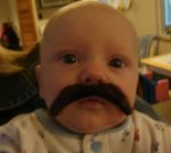 David Bowker's Mustache