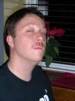 Daniel Baldwin's Mustache