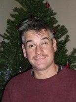 Tony Jones's Mustache