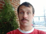wayne hamilton's Mustache