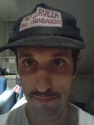 Joshua Schultz's Mustache