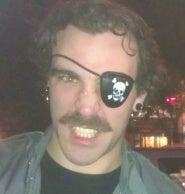 Captains mustache