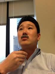 David Lim's Mustache