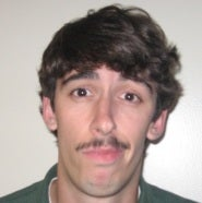 Nick Grilli's Mustache
